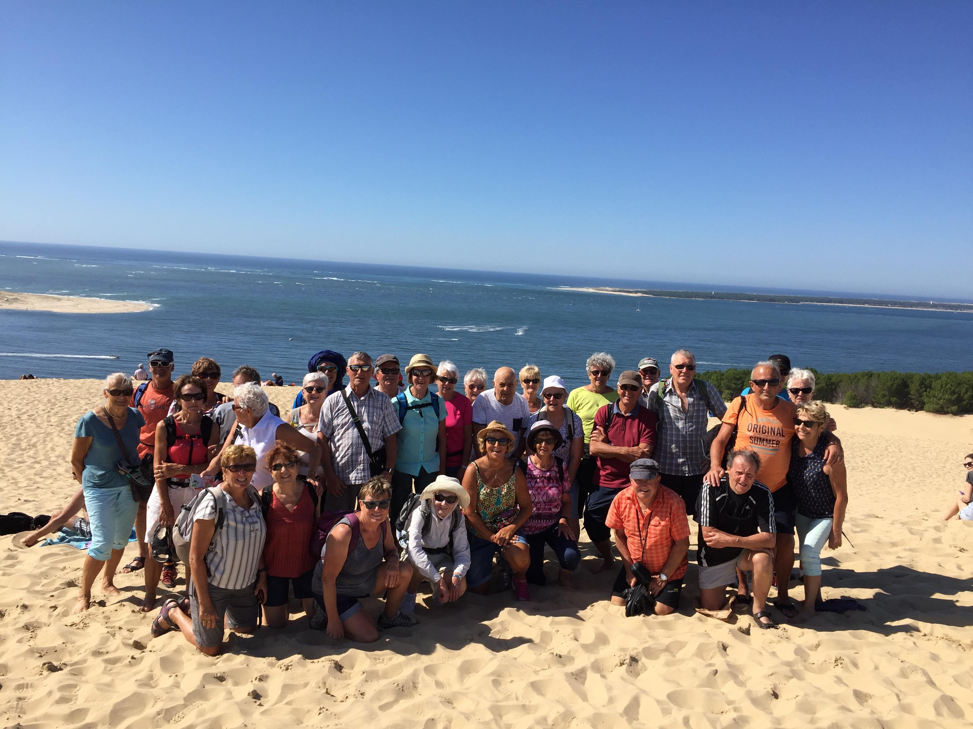 Dune du Pyla - séjour vélo 2019