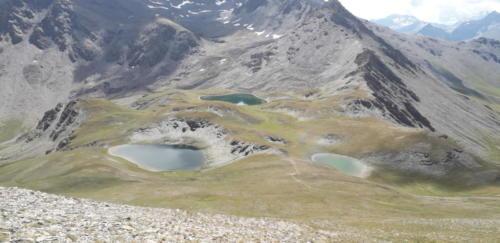 Les lacs de Lanserlia