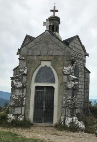 Chapelle St Michel (Curienne)