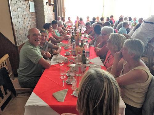 Novalesa sept 2018 (12)  Coups de fourchette et papotage